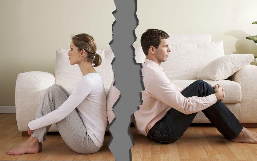 Wohnung und Haus nach einer Scheidung