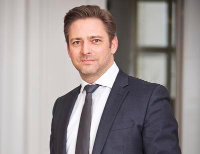 Clemens Gaerner Rechtsanwalt Portrait