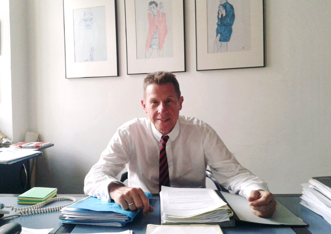 Dr. Franz Krainer Graz