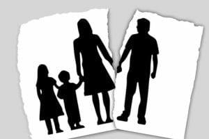 Doppelresidenz der Kinder bei Scheidung