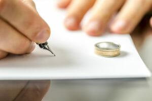 Trennungsjahr bei Scheidung