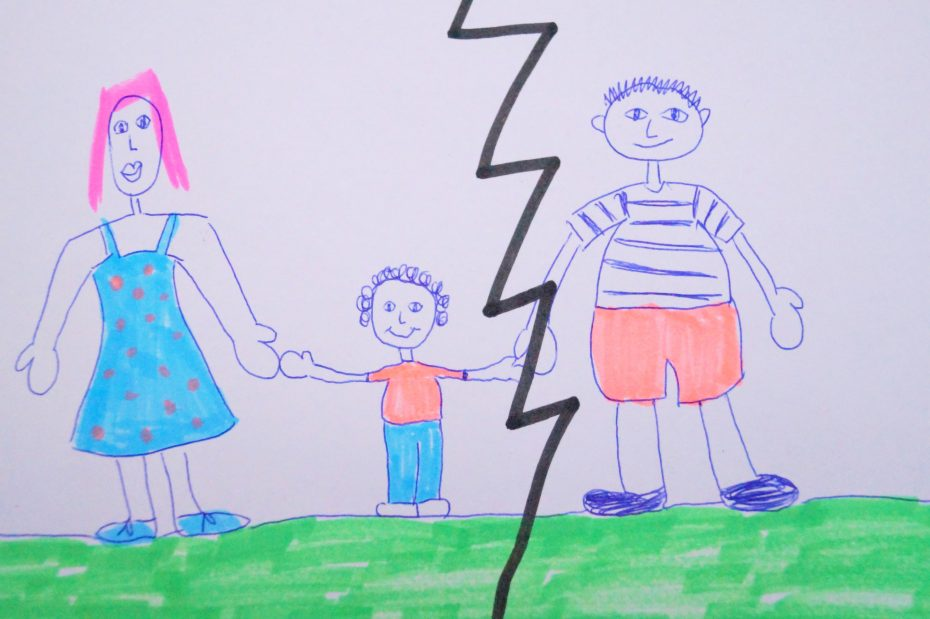 Besuchsrecht Kinder Scheidung Vater