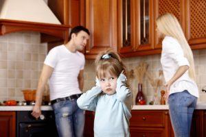 Sorgerecht und Obsorge von Kinder nach der Scheidung in Österreich
