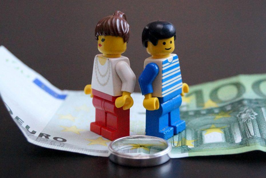 Unterhalt und Unterhaltszahlungen an Frau und Ehefrau in Österreich
